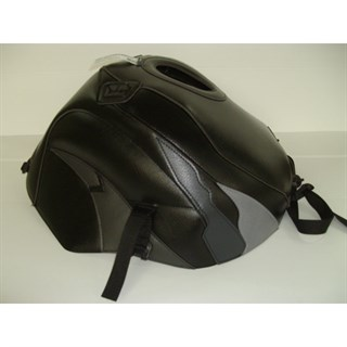 Bagster Tank cover CBR 900 - black / steel grey / anthracite / sky grey