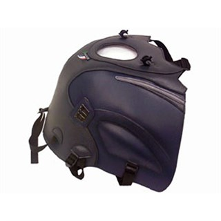 Bagster Tank cover XF 650 FREEWIND - anthracite / dark blue / steel grey
