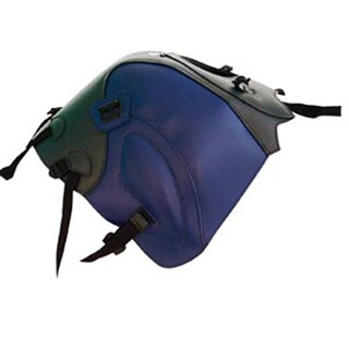 Bagster Tank cover XF 650 FREEWIND - anthracite / baltic blue