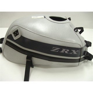 Bagster Tank cover ZRX 1100 / ZRX 1200N / ZRX 1200R / ZRX 1200S - light grey / anthracite / black