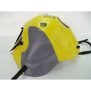 Bagster tank cover K1200 RS / K1200 GT - sun yellow / steel grey