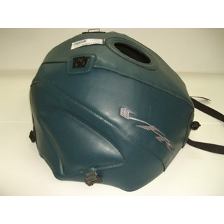 Bagster Tank cover VFR 800 - arctic green