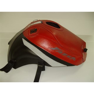 Bagster Tank cover FZR 600 FAZER - red / black / grey stripe