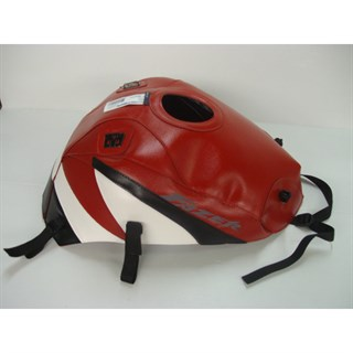 Bagster Tank cover FZR 600 FAZER - red / black / white