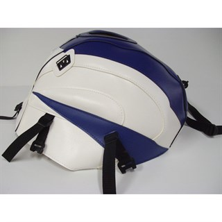Bagster Tank cover TL 1000R - baltic blue / white / blue