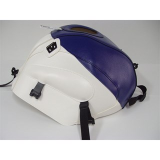 Bagster Tank cover TL 1000R - baltic blue / white