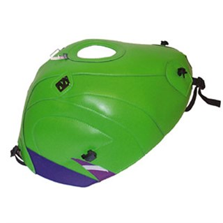 Bagster Tank cover ZX 9R - green / orchid / dark purple