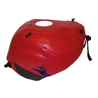 Bagster Tank cover ZX 9R - red / china blue / black