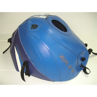Bagster Tank cover ZX 9R - gitane blue / china blue / white