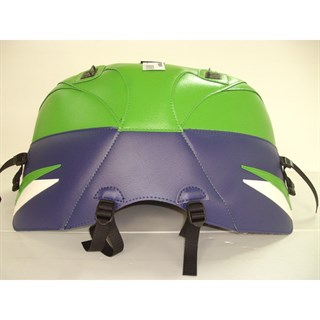 Bagster Tank cover ZX 9R - green / china blue / white