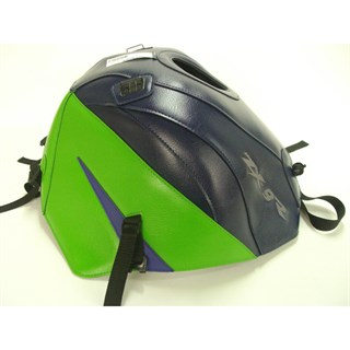 Bagster Tank cover ZX 9R - dark blue / green / purple