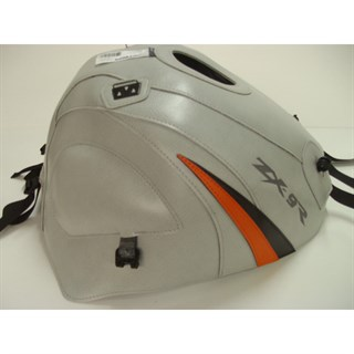 Bagster Tank cover ZX 9R - grey / black triangle / orange triangle