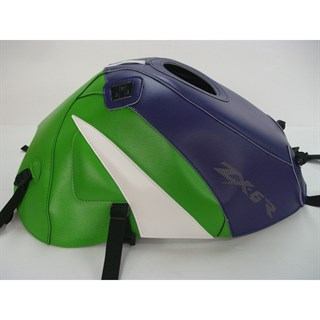 Bagster Tank cover ZX 6R - china blue / green / white