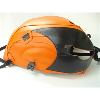 Bagster tank cover THUNDERBIRD 900 LEGEND / LEGEND TT / SPORT - orange / black