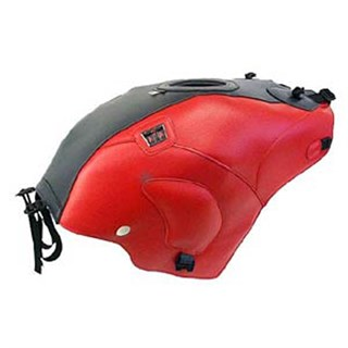 Bagster Tank cover R1100S / R1150 S - anthracite / red