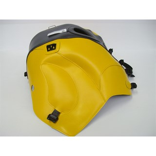 Bagster Tank cover R1100S / R1150 S - anthracite / yellow