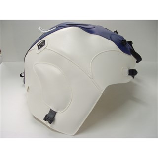 Bagster Tank cover R1100S / R1150 S - blue / white
