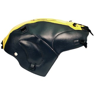Bagster Tank cover R1100S / R1150 S - saffron yellow / anthracite