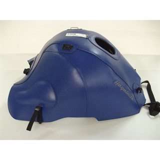 Bagster tank cover GSX 1300R HAYABUSA - blue
