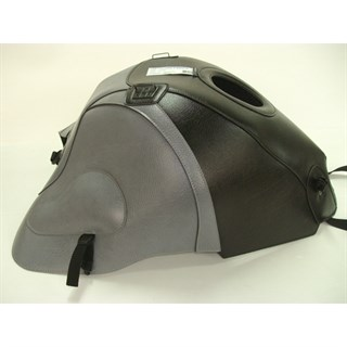 Bagster Tank cover GSX 1300R HAYABUSA - black / steel grey