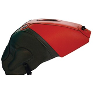 Bagster Tank cover GSX 1300R HAYABUSA - dark red / sky grey