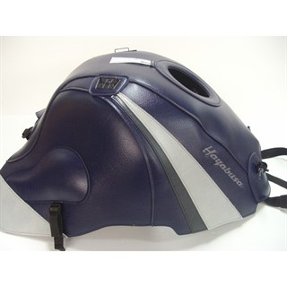Bagster Tank cover GSX 1300R HAYABUSA - dark blue / light grey / anthracite