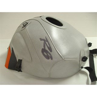 Bagster Tank cover YZF R6 - light grey / anthracite / orange