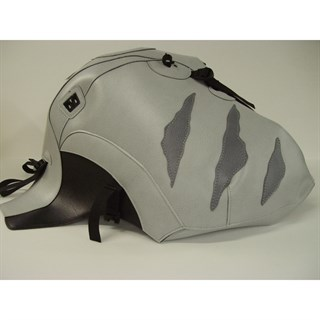 Bagster Tank cover TIGER 900 / TIGER 955i - light grey / steel grey deco