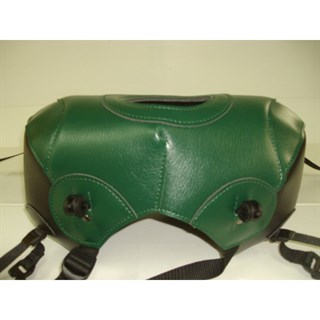 Bagster Tank cover 750 NEVADA - clover green / black