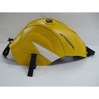 Bagster Tank cover CBR 900 - yellow / white
