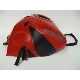 Bagster Tank cover VTR 1000 SP1 - red / black