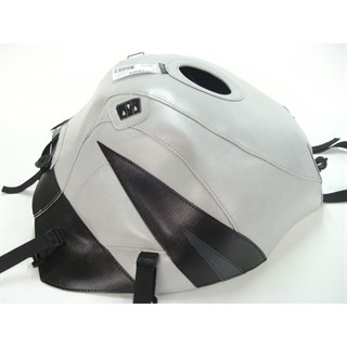 Bagster Tank cover GSX 600R / 750R / 1000R - light grey / black / anthracite