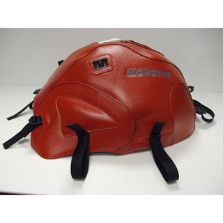 Bagster Tank cover MONSTER 600 / 1000 / S4 / S2R / S4R - red