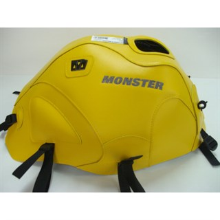 Bagster Tank cover MONSTER 600 / 1000 / S4 / S2R / S4R - yellow