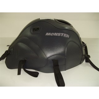 Bagster Tank cover MONSTER 600 / 1000 / S4 / S2R / S4R - anthracite