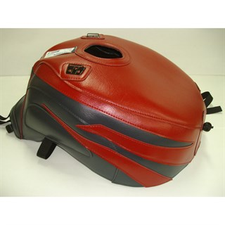 Bagster Tank cover SL 1000 FALCO - dark red / anthracite