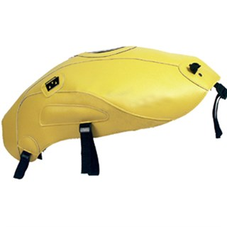 Bagster Tank cover FZS FAZER 1000 - surf yellow / black stripe