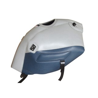 Bagster Tank cover FJR 1300 - light grey / dolphin blue
