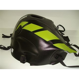 Bagster Tank cover R1150 R / R1150 ROCKSTER / R850 R - black / apple green