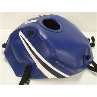 Bagster Tank cover GS 500E - blue / white / dark blue