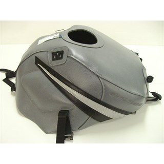 Bagster Tank cover GS 500E - steel grey / black / light grey