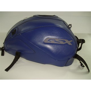 Bagster Tank cover GSX 1400 - baltic blue
