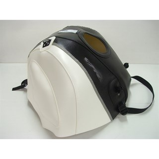 Bagster Tank cover VFR 800 - black / white