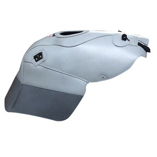 Bagster Tank cover TDM 900 - light grey / steel grey