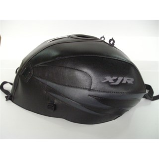Bagster Tank cover XJR 1300 XJR - black / steel grey and anthracite deco