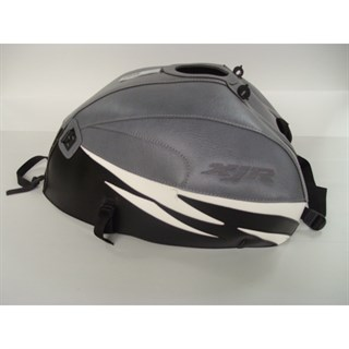 Bagster Tank cover XJR 1300 XJR - steel grey / black / white deco