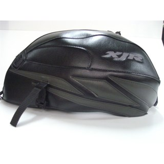 Bagster Tank cover XJR 1300 XJR - black / sky grey triangle