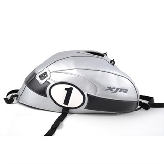 Bagster Tank cover XJR 1300 XJR - silver / black deco