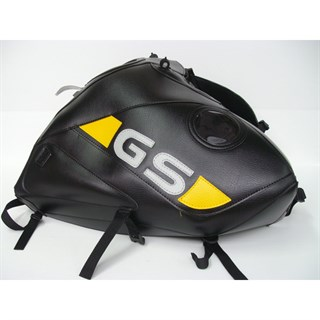 Bagster Tank cover R1150 GS ADVENTURE - black / yellow deco
