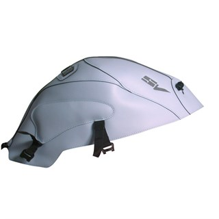Bagster Tank cover SV 650N / SV650 S / SV 1000 - silver blue